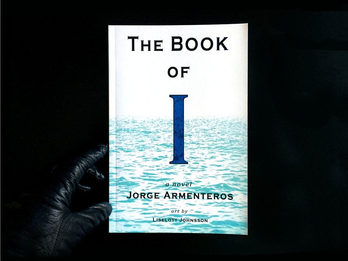 "Front cover for the ""The Book of I"" by Liselott Johnsson"