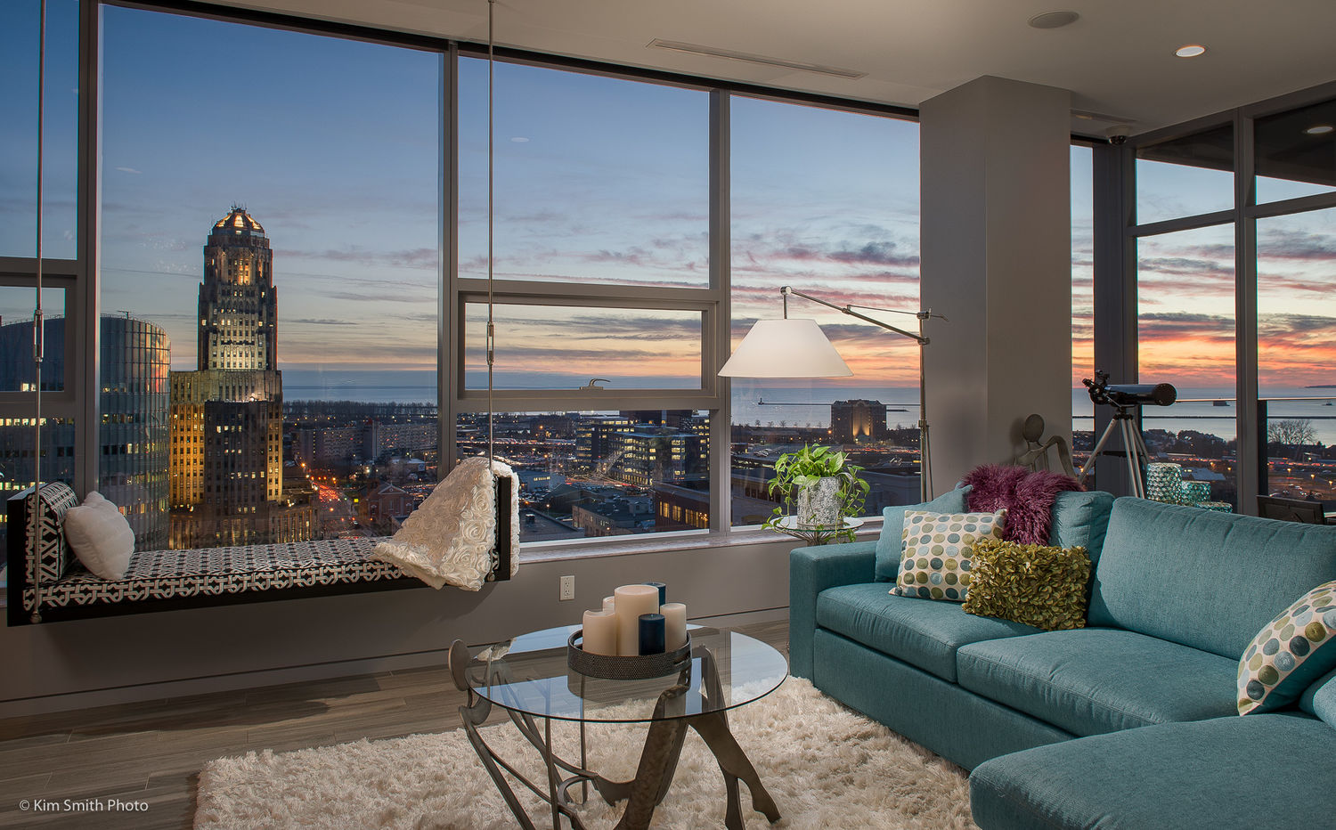 Downtown Buffalo Condo