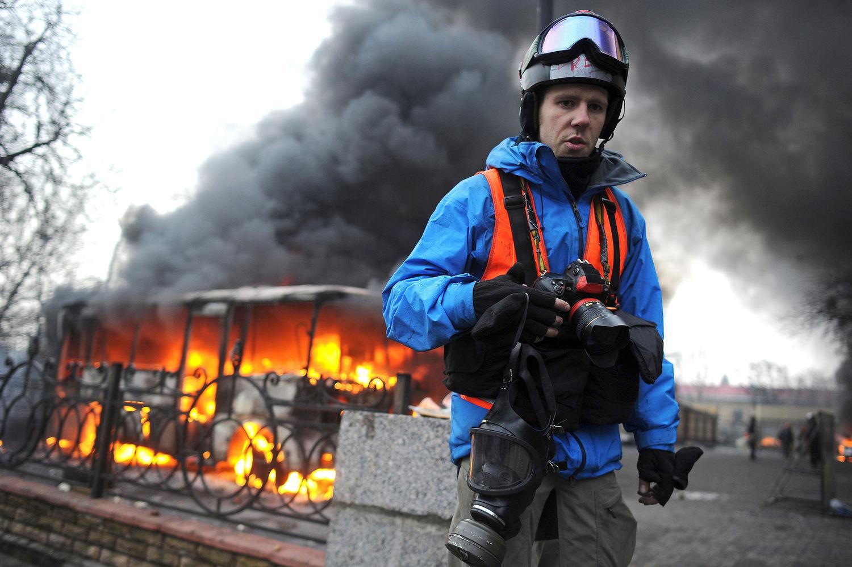 Kiew, 2014.
