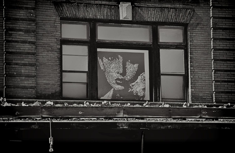 Nouvelle Eve Loft Window