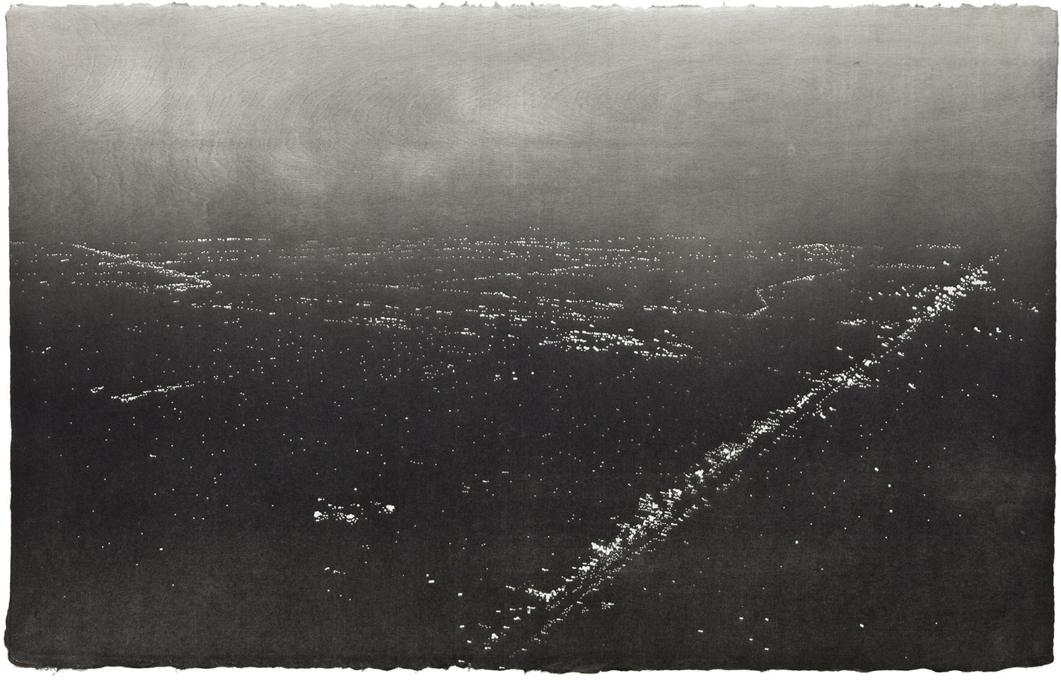 Susan Goethel Campbell - Aerial, Other Cities, 2014