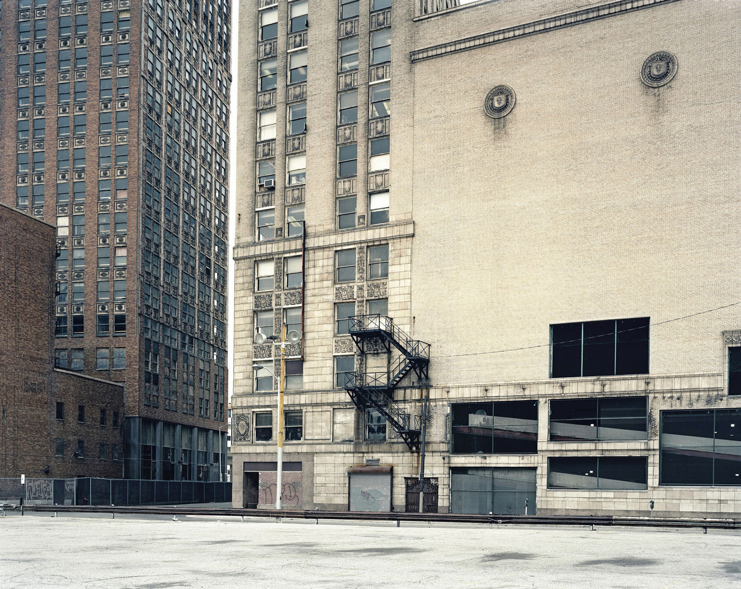Dominique Uldry, Michigan Theater No. 1, 2010