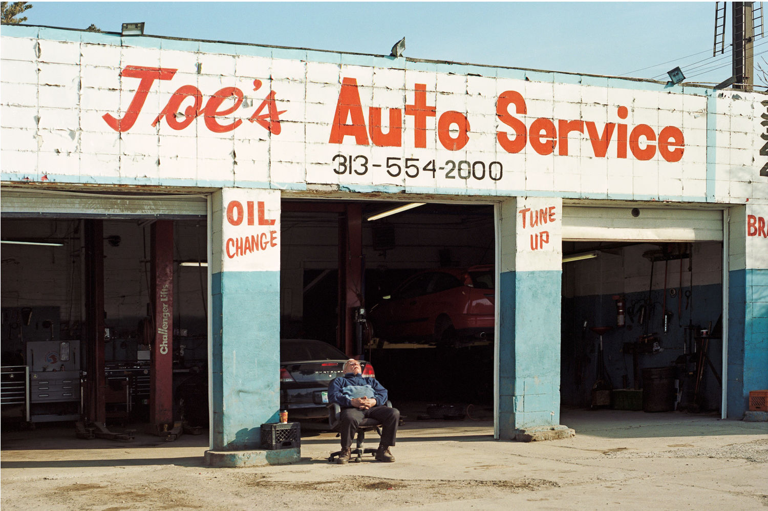 Tom Blaess, Joe's Garage, 2010
