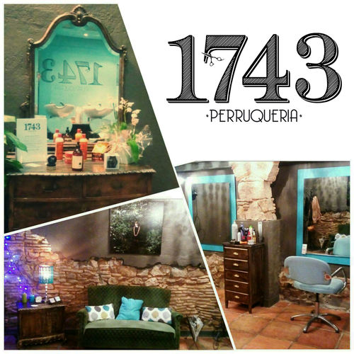 Perruqueria 1743