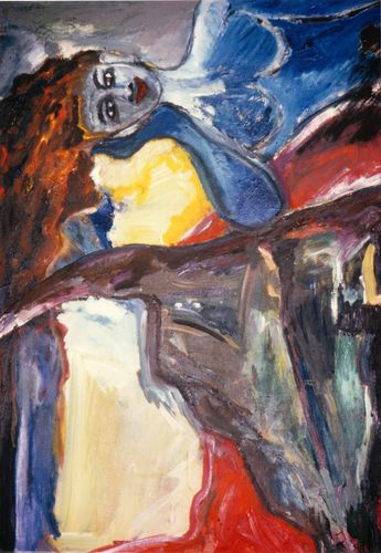 Woman on top, 1992