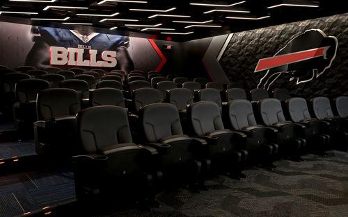 Buffalo Bills Defense Room