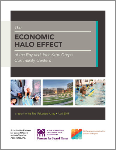 The Economic Halo Effect of the Ray and Joan Kroc Corps Community Centers