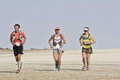 Run the Rann Marathon - The Outdoor Journal & The Gujarat Tourism