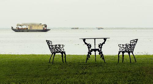 Punnamada Lake Resort, Allepey, Kerala
