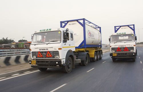 ISO Tankers - Kiran Group of industries, Kandla, Gujarat