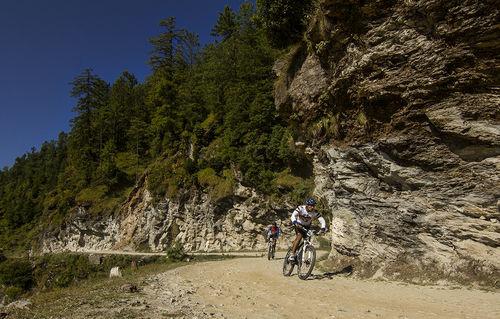 Discovery presents MTB Himalaya 2013