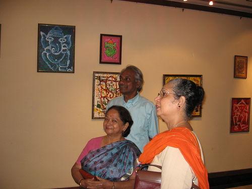 Exhibition of Ganesha Paintings