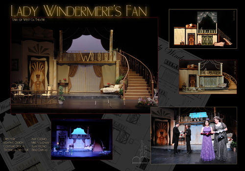 LADY WINDERMER'S FAN