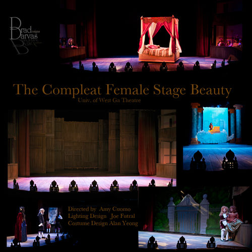 THE COMPLEAT FEMALE STAGE BEAUTY