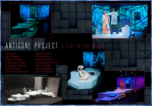 ANTIGONE PROJECT