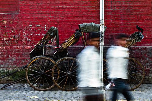 Calcutta : Colour
