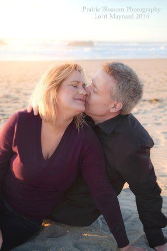 Couples Photographer Lincoln City Oregon Coast