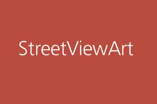 StreetViewArt