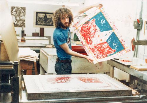 Ernest de Soto Workshop, San Francisco, 1979- 1984