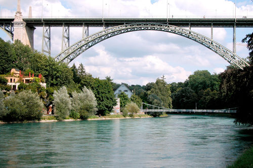 Atelier Riverside in Bern, Switzerland