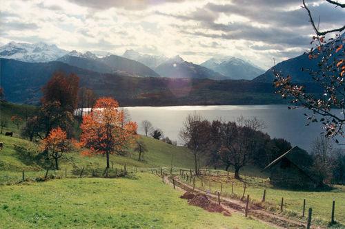 Merligen and Seftigen, Switzerland, 1990 - 1999