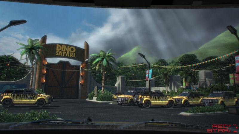 Dino Safari 4D