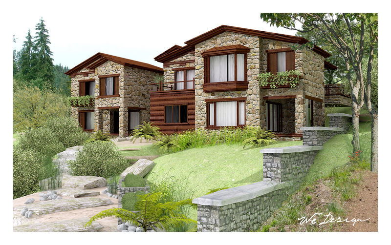 Luxury Villa in Kohan, Himachal Pradesh