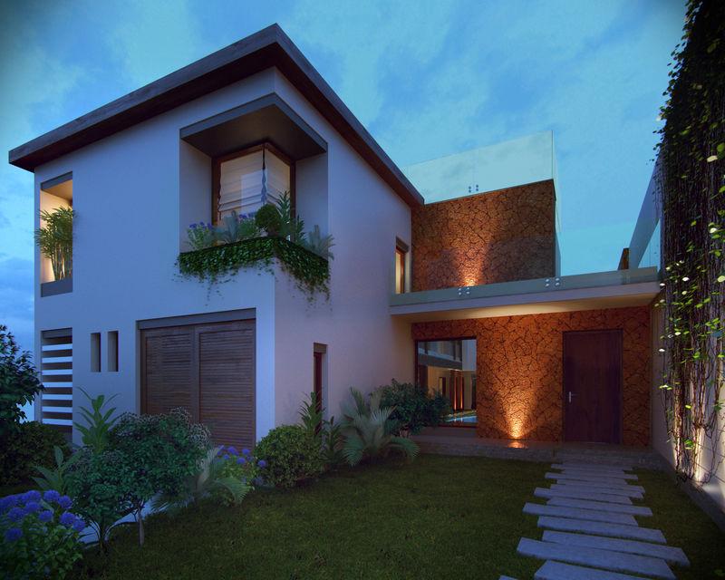 Residence (1) in Goa