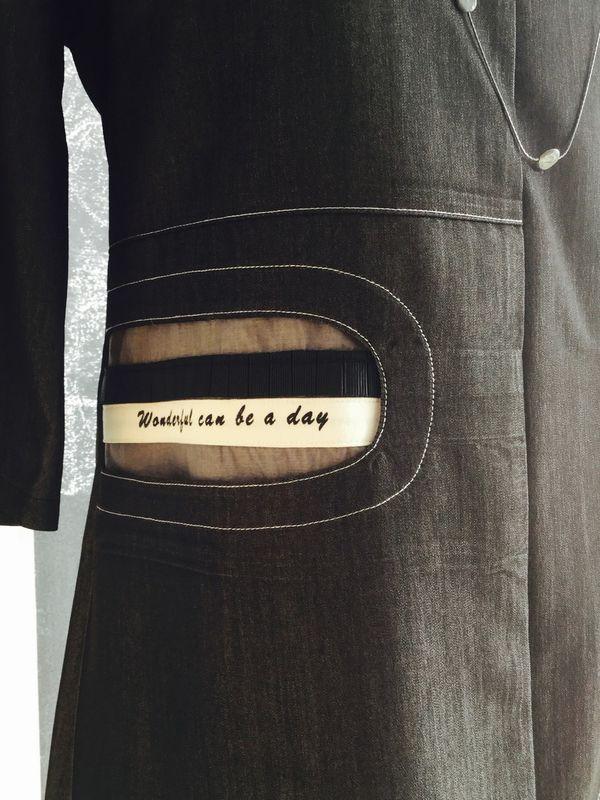 SIMPLETON DRESS POCKET DETAIL