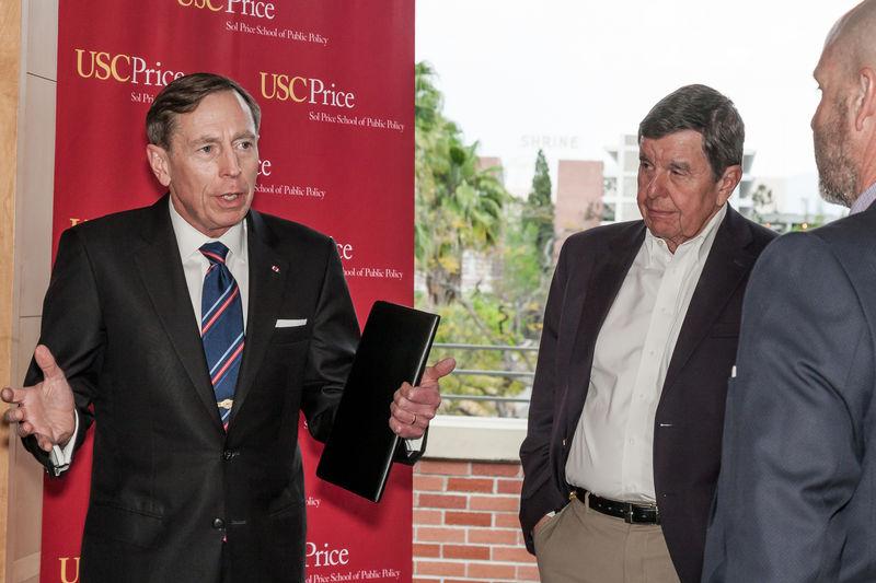 General (Ret.) David Petraeus