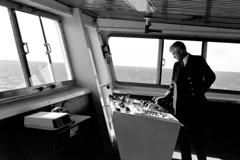 Abby Captain, P.E.I Ferry 1996