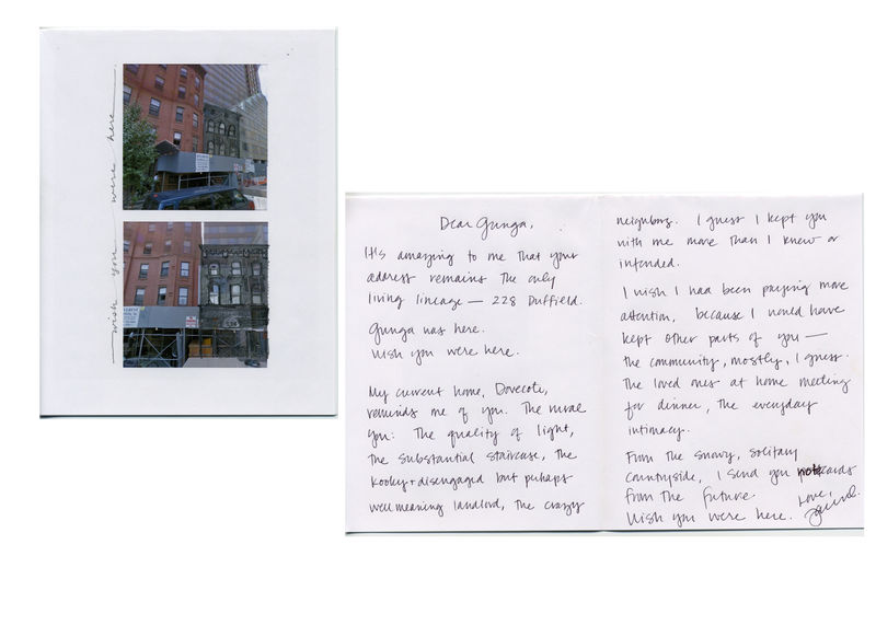Love Letters to Gunga, a social project