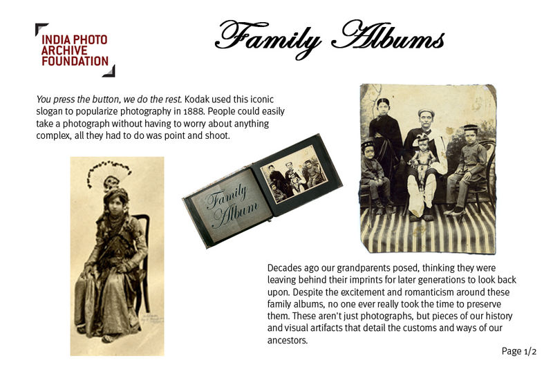 FAMILY ALBUMS