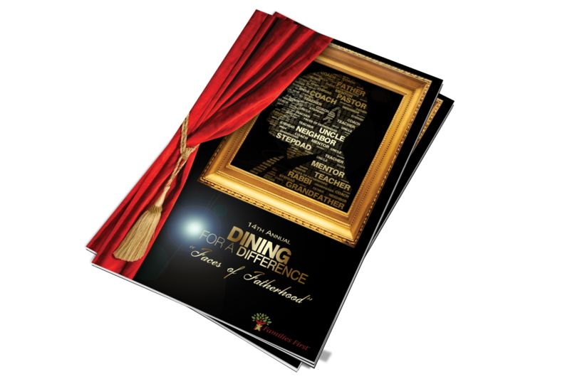 Dining for a Difference - Event Program