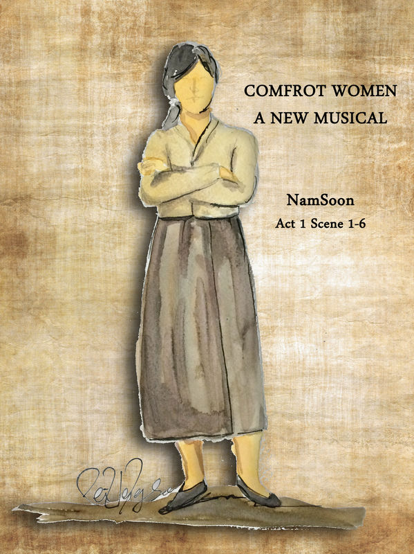 Comfort Women A New Musical