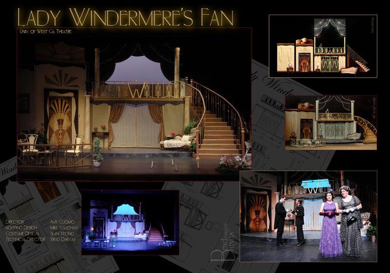 LADY WINDERMER'S FAN