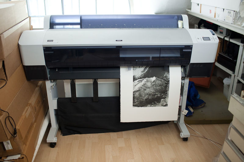 Digital Printmaking