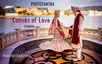 Canvas of Love : Anshu and Sameer's Royal Wedding in Udaipur Leela Palace